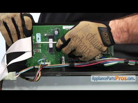 Duet Dryer Control Board (part #WP8546219) - How To Replace