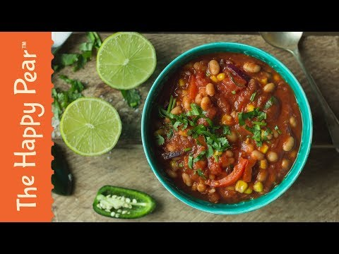 Easy Mexican Beans | THE HAPPY PEAR
