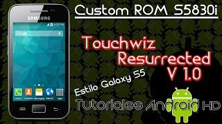 Galaxy Ace GT-S5830  S5 rom android 4 4 KitKat - PakVim net
