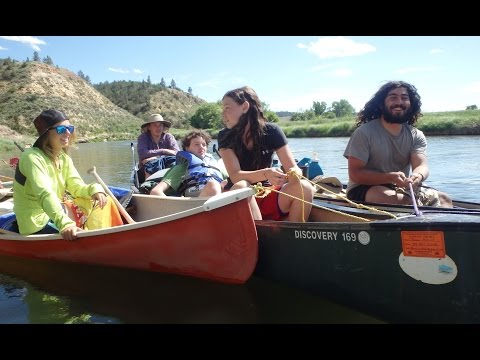 Tongue River Adventure: Fishing, Floating, & Paddling Montana's Tongue