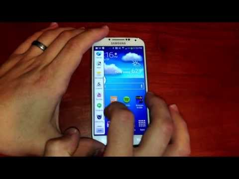 How to Use Multi Window Mode on the Samsung Galaxy S4