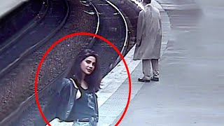 WEIRD THINGS CAUGHT ON SECURITY CAMERAS!