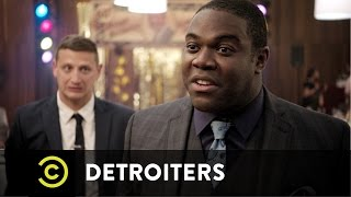 Speeches for Mr. Duvet - Detroiters - Comedy Central