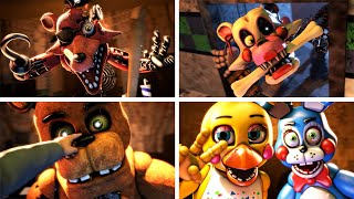 [SFM FNAF] FNaF 2 | Counter Jumpscares