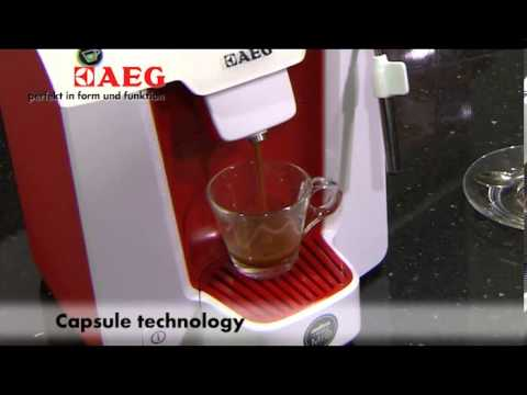 AEG Favola Coffee Machine | Harvey Norman Ireland
