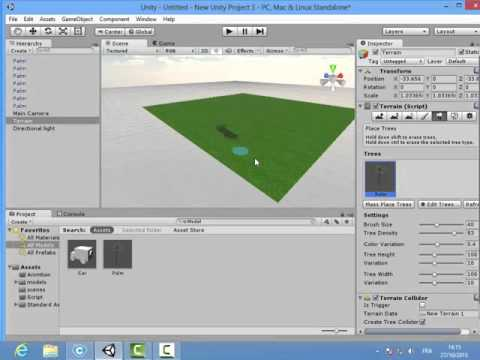 How To Make a Simple Game (Unity 3D)