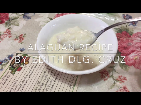 Chamorro Alaguan Recipe