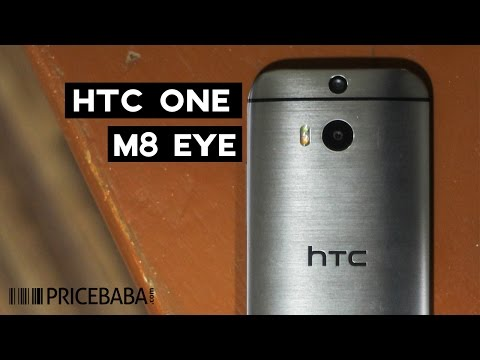 HTC One M8 Eye Review India