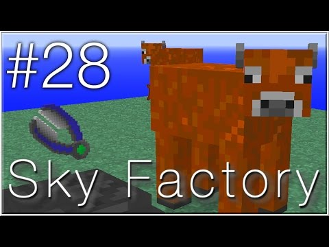 Shear Them All! (Sky Factory #28)