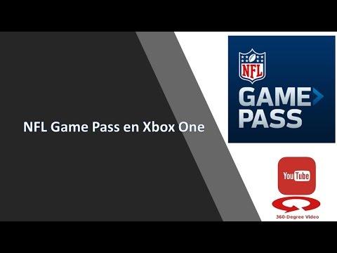 App NFL Game Pass en Xbox One