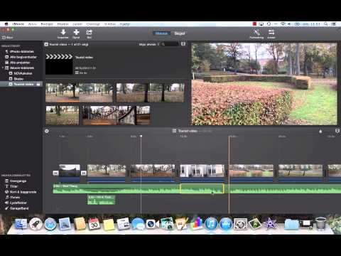 iMovie Tricks to get some power back (iMovie 10)