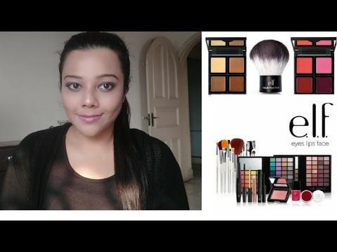 Elf Cosmetics Haul / First International Brand Haul / Cruelty Free / International Shopping