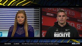 Sam Hubbard Talks Ohio State Football