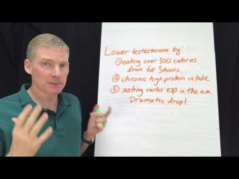 How to raise and lower testosterone. T cycles.
