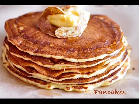 How to Make Pancakes - Kids can cook too | RecipesAreSimple