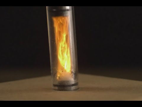 Making Fire From Air