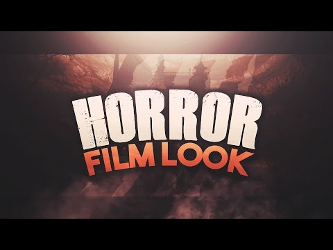 How to Make a Horror Film Look with Wondershare Filmora! Video Editing Tutorial! (2016)