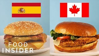 Download McDonald's New International Menu Taste Test Video