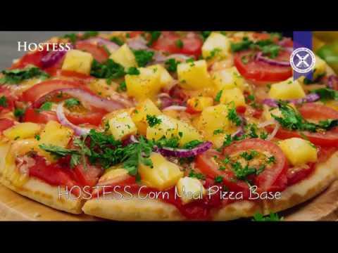 Hostess Corn Meal Pizza Base