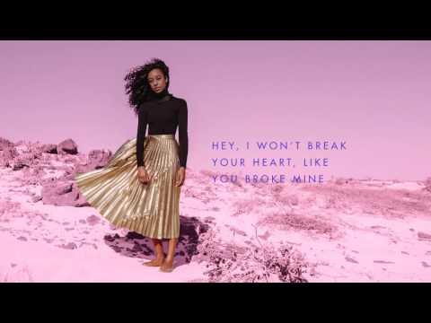 Corinne Bailey Rae - Hey, I Won't Break Your Heart (Lyric Video)