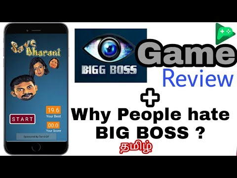 Big boss game review + My opinion on big boss show