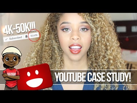 YouTube Channel Review Case Study: How to Grow a Beauty YouTube Channel