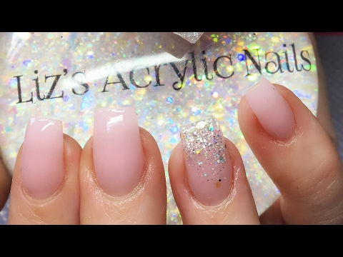 Acrylic Nails | Simple Square Nails | Amor