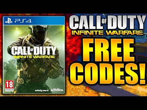 FREE Infinite Warfare BETA Codes [NEW]