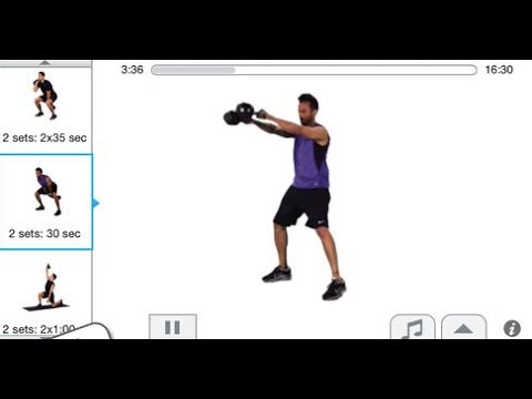 Kettlebell F.I.T for iPhone by Lolo