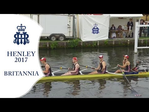 Thames 'A' v New York Athletic - Britannia | Henley 2017 Day 3