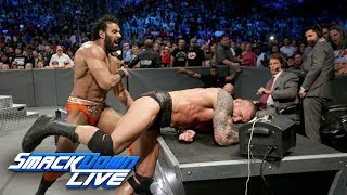 Randy Orton vs. Jinder Mahal: SmackDown LIVE, Aug. 8, 2017