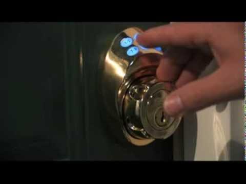 Install & Operate the Electronic Keypad Deadbolt | Master Lock