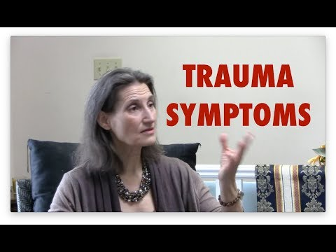 Symptoms of Trauma: Changes in Feelings, Emotions and Life Attitudes - Interview with Lynn Himmelman