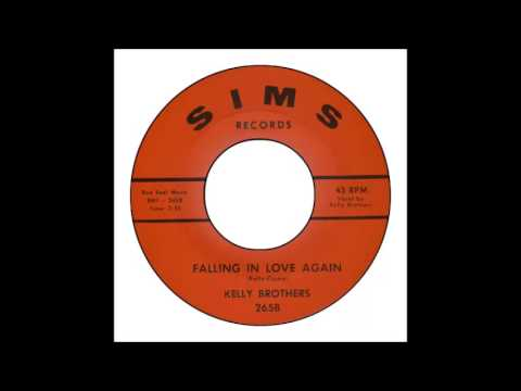 Kelly Brothers - Falling In Love Again