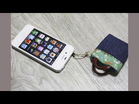 Shine Sewing Tutorial Iphone Ear Cap Purse