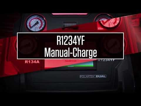 Basic R1234-YF Procedures with the Snap-on PolarTek AC Machine | Snap-on Tools