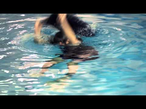 Navy Skills for Life – Water Survival Training – Clothing Inflation