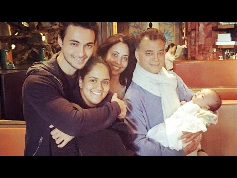 Arpita Khan Sharma Shares Pics of Baby Ahil From Her New York Holiday