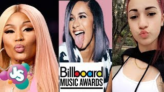 Which Female Rapper Is The REALEST? Cardi B, Nicki Minaj Or BHAD BHABIE?!!