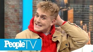 Jake Paul Shares Advice On How To Handle Bullying, Talks Vine