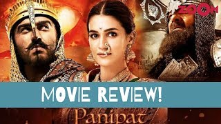 PANIPAT Movie Review & HONEST PUBLIC REACTION | Kriti Sanon, Sanjay Dutt, Arjun Kapoor | ENOW