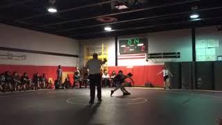 Wrestling- Brooks vs Plano 1/18/18