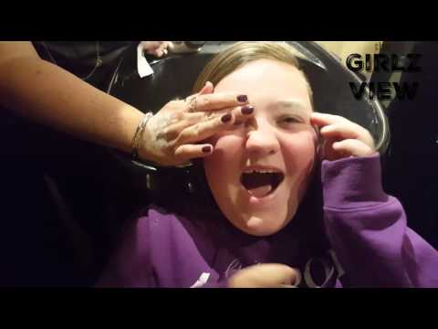 Sydney Gets Her Eyebrows Waxed for the First Time