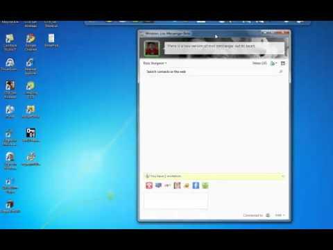 Essentials - Windows Live Messenger 2011Download