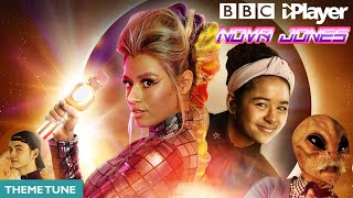 Nova Jones Theme Song! | CBBC