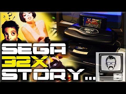 Sega 32X Story | Nostalgia Nerd
