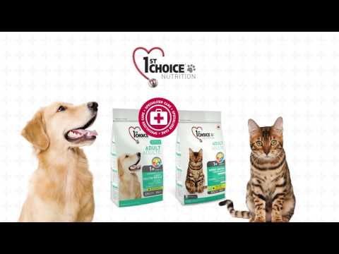 1st Choice - Healthy Weight Control - Dry food for cats and dogs