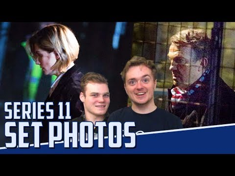 Series 11 Filming Pictures | Theories w/CrispyPro