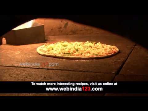 Thin Crust Pizza | How To Make Pizza | Webindia123.com