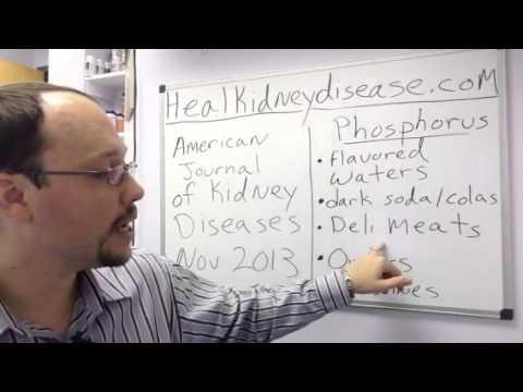 6 Toxic Foods To Avoid With Kidney Disease - Healthy Kidney Disease Diet